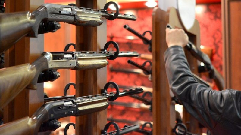 Selecting The Best Gun for Home Protection